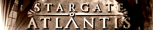 Stargate Title as banner