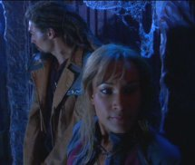 Teyla and Ronon